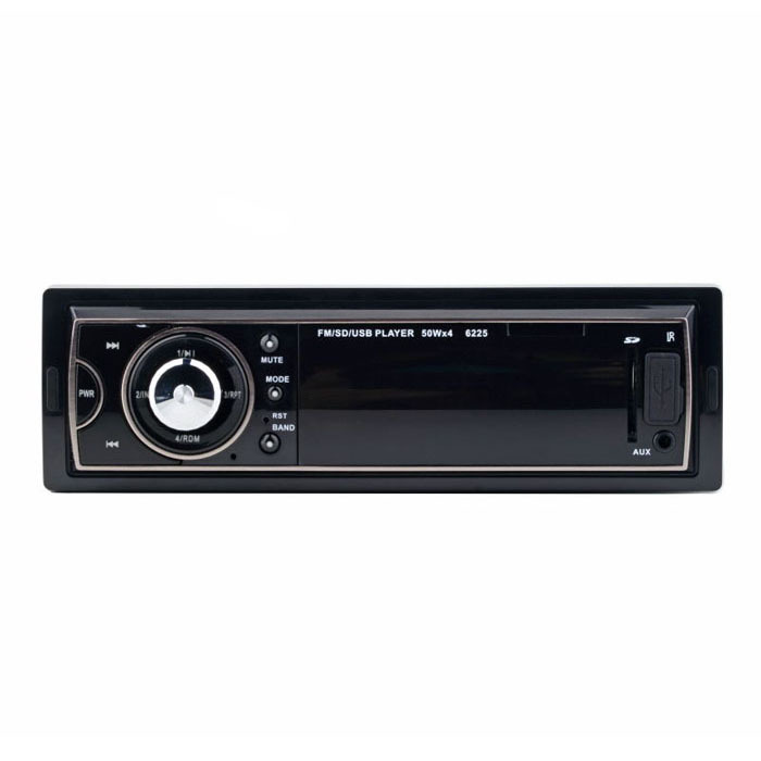 New Car Audio Stereo In Dash Fm With Mp3 Player USB SD Input AUX