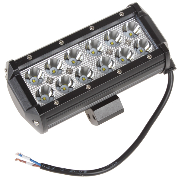 2520lm 36w high power waterproof cree led offroad work. Black Bedroom Furniture Sets. Home Design Ideas